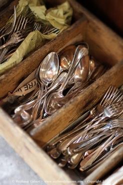 Silver everywhere