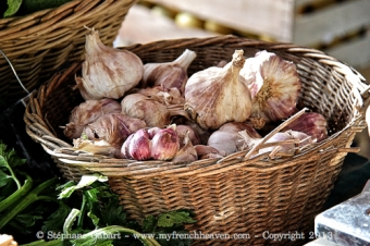 Ahh France and garlic...