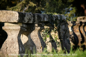 Limestone art