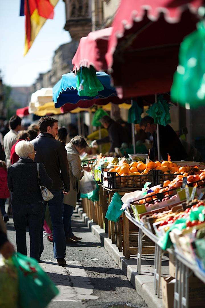 farmers market Libourne